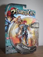 """Lion-O - ThunderCats 3.75"""" Action Figure - Bandai - Thunder Lynx - New & Sealed"""