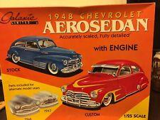 GALAXIE LIMITED 1948 Chevrolet Aerosedan Open Box