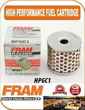 Fram Hpgc1 High Performance Racing Gasfuel Filter Element Fits Hpg1