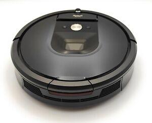 iRobot Roomba 981 Saugroboter - Schwarz - A