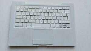 "Apple MacBook A1181 13"" 2006 2007 2008 2009 Palmrest Cover UK Keyboard 613-7666"