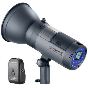 Neewer Vision4 300W GN60 Outdoor Strobe Studio Flash with Built-in 2.4G Receiver