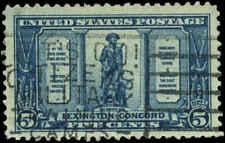 US Scott #619 Used