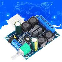 1x 4.5V-27V TPA3116D2 50W+50W Dual Channel Digital Power Amplifier 50Wx2 Stereo