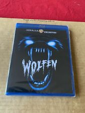 Wolfen (1981) Region Free Blu Ray NEW & SEALED Albert Finney Werewolf Horror