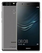 Huawei P9 32GB Unlocked GSM Phone w/ 12MP Camera - Titanium Gray