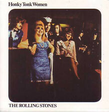 ☆ CD Single The ROLLING STONES Honky Tonk Woman 2-track CARD SLEEVE  ☆