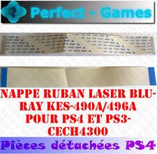 nappe ruban cable flex laser lens ribbon KES-490A 496A SONY PS4 PS3 CECH-4300