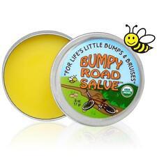 Bumpy Road Salve - 17g by Sierra Bees - All Natural & Organic Kid's Healing Balm