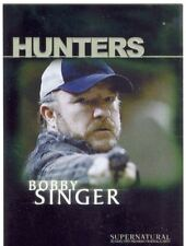 Supernatural Season 2 Chase Card Hunters H-5 Bobby Singer