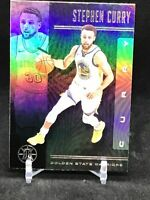 2019-20 Stephen Curry GSW- Illusions Black Sapphire Parallel SP 🔥🔥🔥