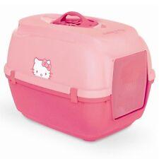 Katzentoilette Hello Kitty mit Haube