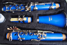 Clarinette YAMA. blue show clarinet böhm clarinette si bémol = BB, Clarinet