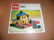 Lego Bauanleitung 361