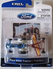 1/64 Ertl Ford 5000 With Hay Rake