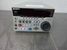 Sony DVCAM Video Disc Recorder DSR-DR1000