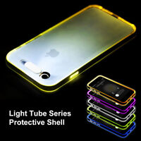 For Apple iPhone 6S Plus/6S Slim Hybrid Clear Crystal TPU Bumper Cover Case