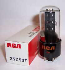 NEW IN BOX RCA 35Z5GT RADIO RECTIFIER TUBE / VALVE - USA