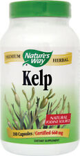 Kelp, Nature's Way, 100 capsule