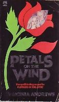 Petals on the wind - Virginia Cleo Andrews - Livre - 142505 - 1225030
