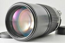 [Exc+++++] Nikon Ai-s Nikkor 200mm f/4 Manual MF Telephoto Prime Lens Japan