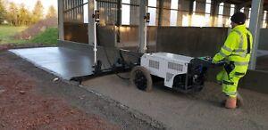 Alpha 2.5M Concrete Laser Screeder