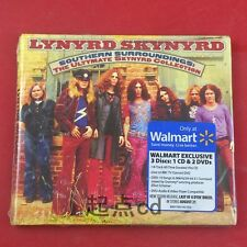 LYNYRD SKYNYRD Ultimate Collection [WALMART EXCLUSIVE] CD + 2 DVD new sealed