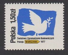 Birds Polish Stamps
