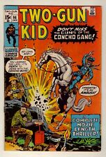 Two-Gun Kid #96 - January 1971 Marvel - Western stories - Very Good/Fine (5.0)