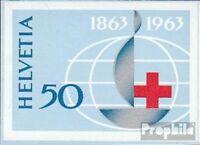 Schweiz 774 (kompl.Ausgabe) postfrisch 1963 Rotes Kreuz