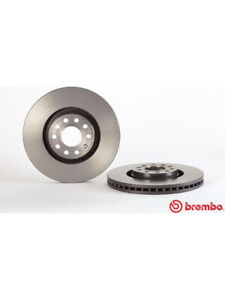 2 x Brembo Brake Rotor FOR AUDI A4 B5 (09.A598.11)