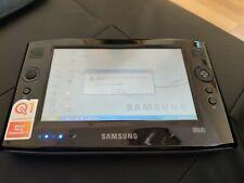 Rare UMPC Samsung Q1 40GB, Wi-Fi, 7in - Black FACTORY RESET
