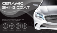 Nano Coating Car Paint Protection 100% 9h CERAMIC SHINE COAT Liquid Glass