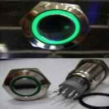 1pcs,Locking illuminated DPDT Light Switch 110V, G22ZE