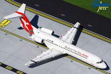 Gemini Jets 1:200 Qantas Link Fokker F.100 'Silver Roo' VH-NHP (G2QFA868)