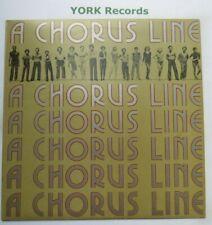 A CHORUS LINE - Cast Recording - Excellent Condition LP Record CBS 70149