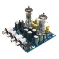 6J1 Tube Fever Pre Amplifier Preamp AMP Pre-Amplifier Board Buffer DIY Kit 12YAN