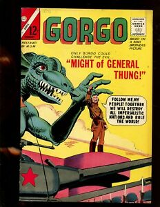 GORGO #22 (7.0) THE MIGHT OF GENERAL THUNG!