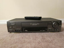 PANASONIC AG 2580 VCR VHS player/recorder with remote