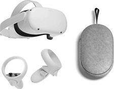 Oculus Quest 2 All-in-One Virtual Reality Headset - 256 GB with Carrying Case
