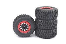 4X BeadLock 1:10 Short Course Truck tyres For HSP HPI TRAXXAS Slash Crawler Car
