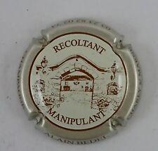 capsule champagne BEDEL alain contour argent