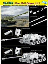 DRAGON 6796 1/35 ISU-I 52-2 155mm BL-10 Cannon (2 in 1)Smart Kit (Magic Track)