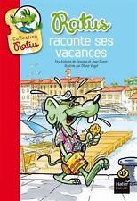 RATUS RACONTE SES VACANCES, 9782218987724