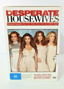 Desperate Housewives Box Set Seasons 1-8 with Bonus Disc!