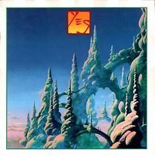 YES 1999 THE LADDER TOUR CONCERT PROGRAM BOOK / JON ANDERSON / NMT 2 MINT