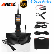 Ancel PB100 12V 24V Car Circuit Tester Electrical Power Probe AVOmeter Scan Tool