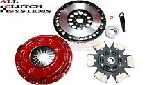 ACS Stage 3 Clutch Kit+Racing Flywheel Fits: Nissan 300zx 3.0L TT VG30DETT