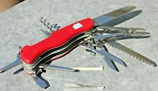 Victorinox HERCULES - 0.9043 - rouge - neuf !!