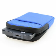 2.5 Inch External Hard Drive Carrying Cases HDD SSD Bag Pouch Portable Accessory
